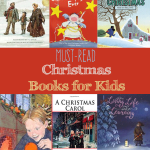 Enjoy Christmas with your kids while you snuggle up with these must read Christmas books