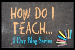 how do i teach series