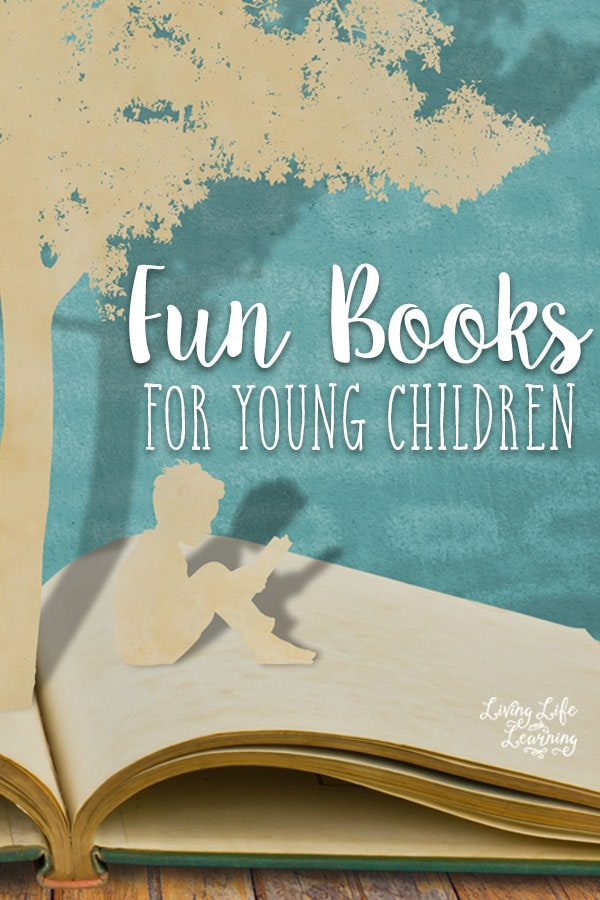 Nurture your child's love of learning with these fun books for young children, make reading a priority in your day so your child will reap the benefits.