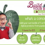 Homeschoolers don't miss out on this awesome bundle sale July 21-28 only