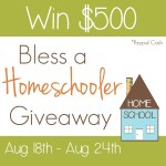 Awesome giveaway for homeschoolers