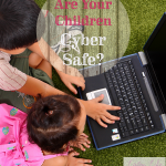 What measures do you take to ensure your child is safe online and on social media?
