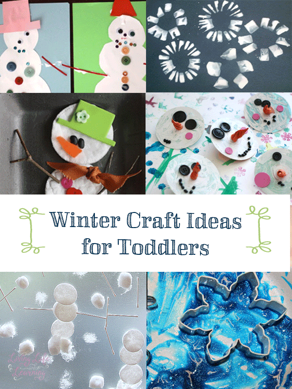 Super Fun And Easy Winter Craft Ideas For Toddlers
