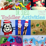 Wonderful Dr Suess Toddler Activities for your little one