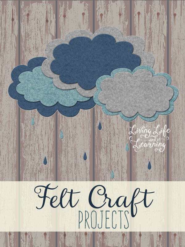 Felt Craft Projects that you can create yourself for your little one to enjoy, some may require sewing but most are simple enough to complete in no time.