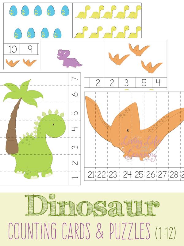 Dinosaur Addition Worksheets For Kindergarten