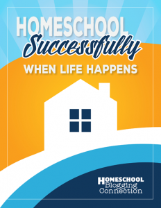 Awesome ebook for those who need to overcome obstacles when homeschooling