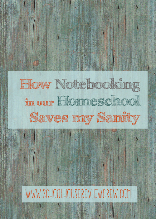 Why Notebooking in Your Homeschool Rocks