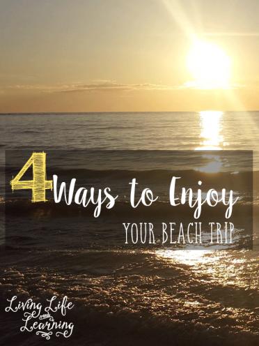 4 Ways to Enjoy Your Beach Trip #Snackation