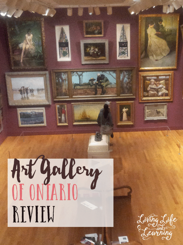 Art Gallery of Ontario Review