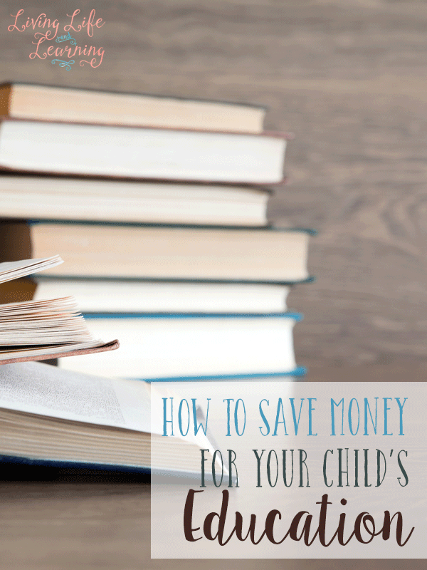 How to Save Money for Your Child's Education #RESPwithRBC