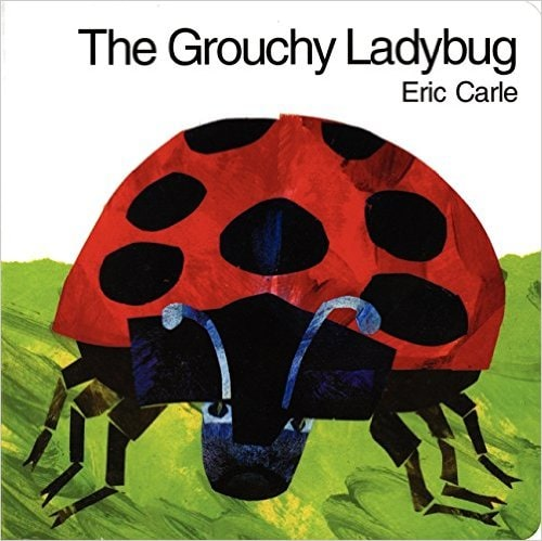 photo regarding Printable Ladybug titled The Grouchy Ladybug Machine Investigation (+ Free of charge Printable