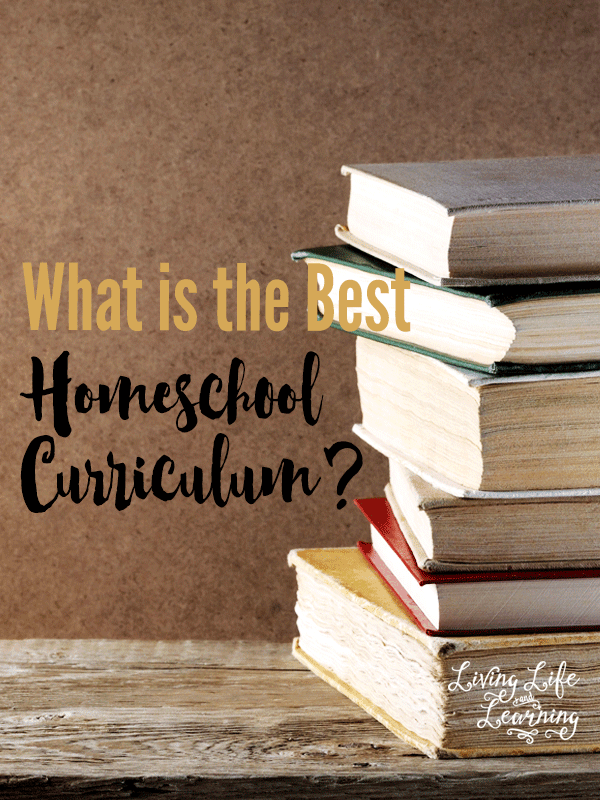 What is the Best Homeschool Curriculum?