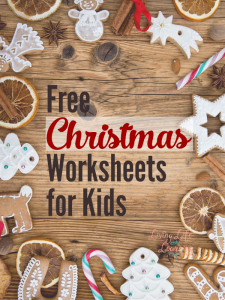 Get into the Christmas with these Christmas themed printables