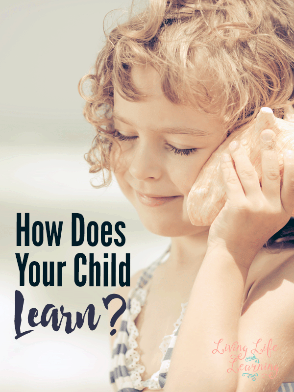 How Does Your Child Learn?