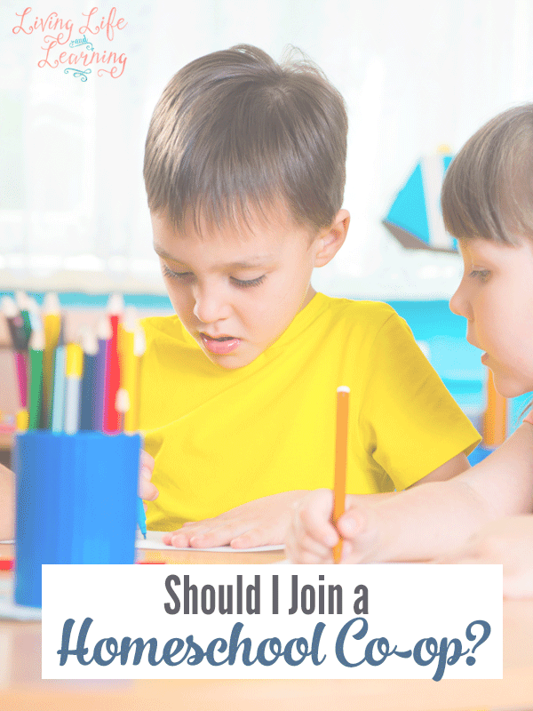 Should I Join a Homeschool Co-op?