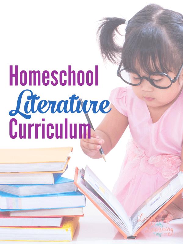 Homeschool Literature Curriculum