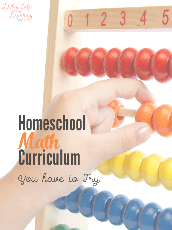 Homeschool Math Curriculum You Have to Try