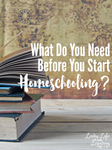 What Do You Need Before You Start Homeschooling?