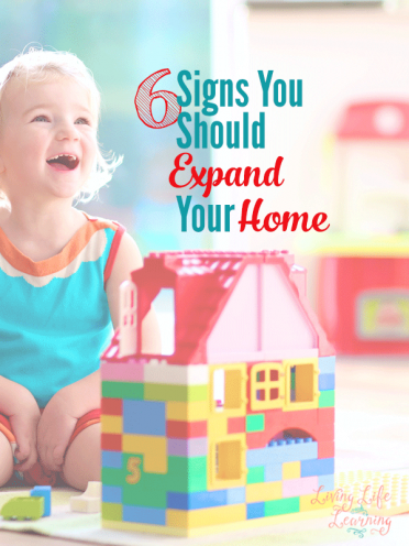 6 Signs You Should Expand Your Home #RBCFirstHome