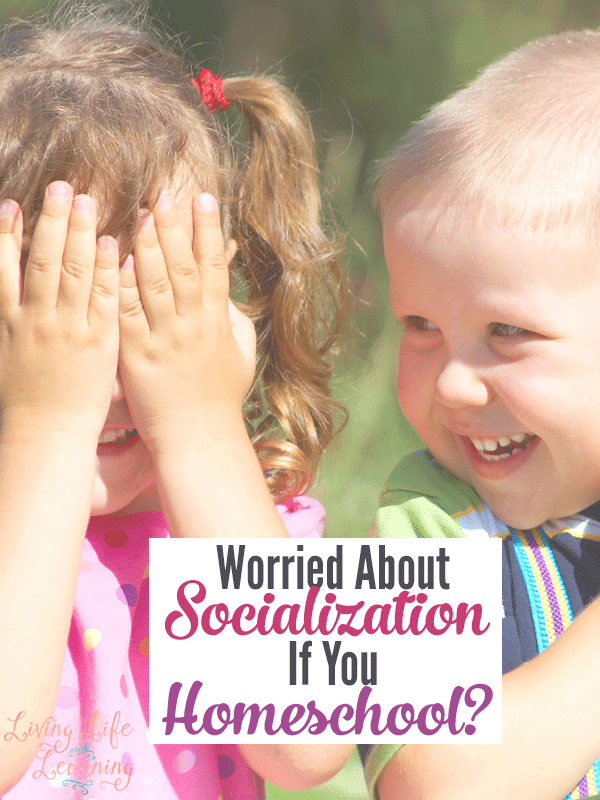 Worried About Socialization if You Homeschool?
