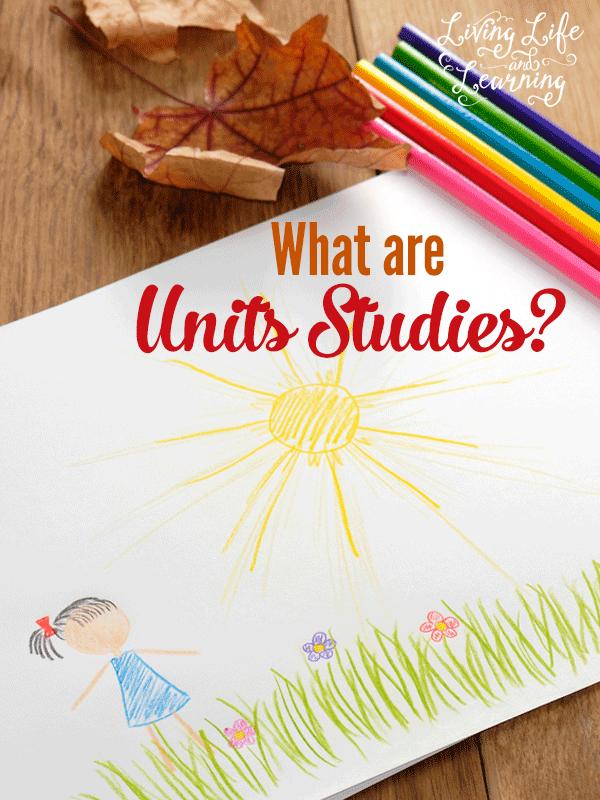 What are Unit Studies?