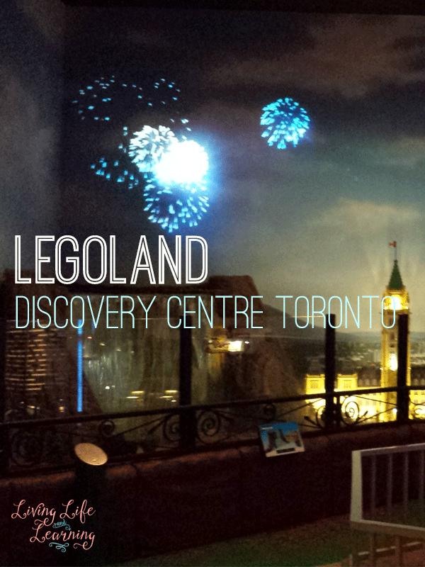 Legoland Discovery Centre in Toronto