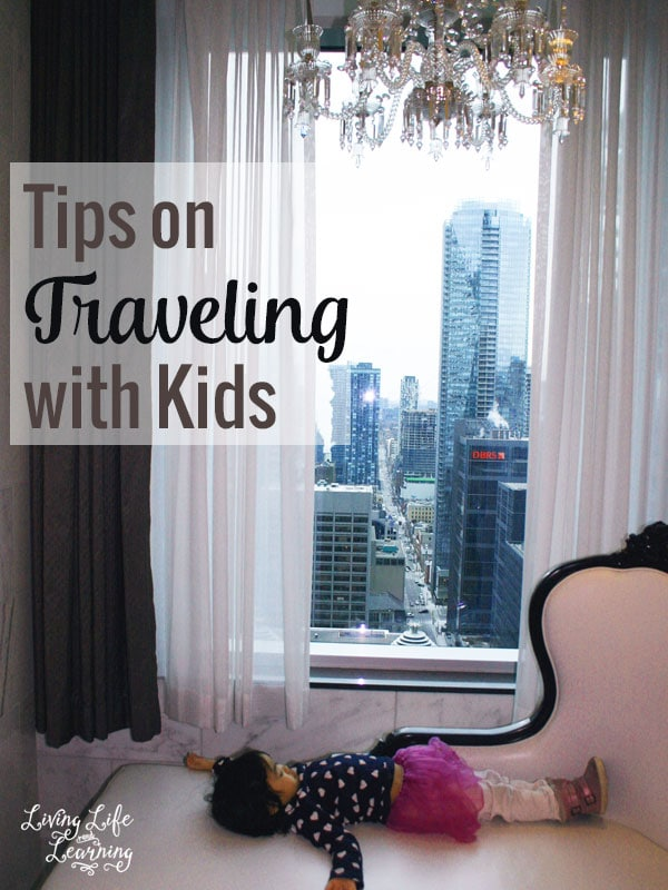 Tips on Traveling with Kids