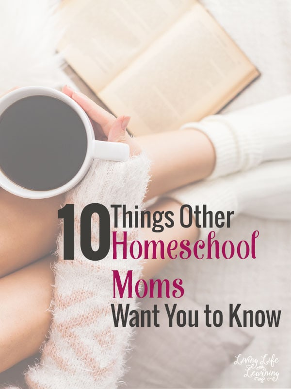 Heed my advice and listen to what other homeschool moms want you to know to save your sanity now.