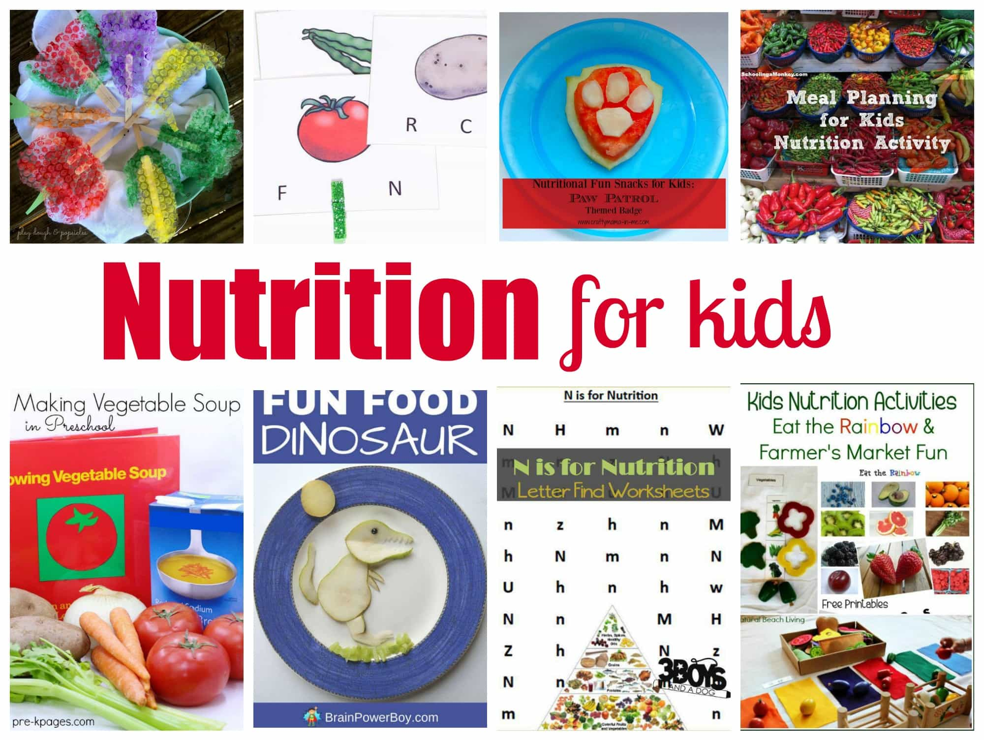 Food Worksheets For Preschoolers : Healthy food group worksheets