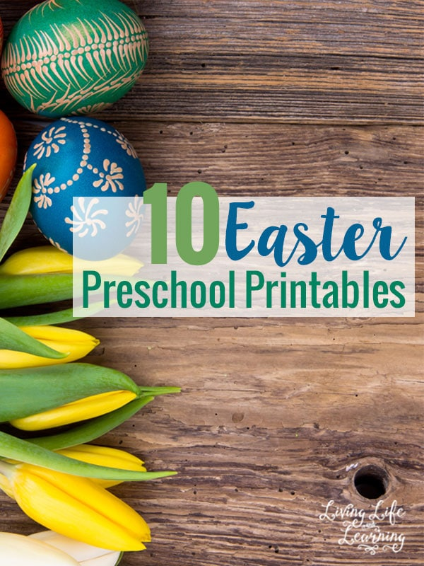 Need some Easter Preschool Printables for your kids? Visit these sites to grab the best ones.
