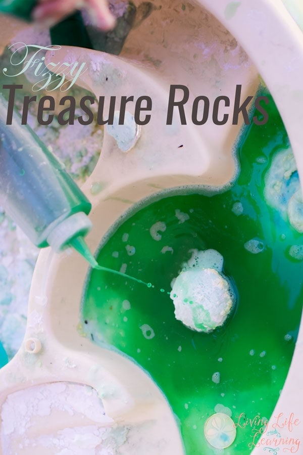 Fizzy Treasure Rocks