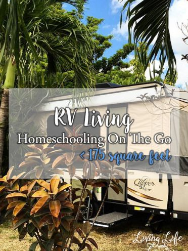 Homeschooling in an RV + Giveaway