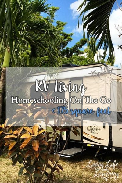 Homeschooling in an RV