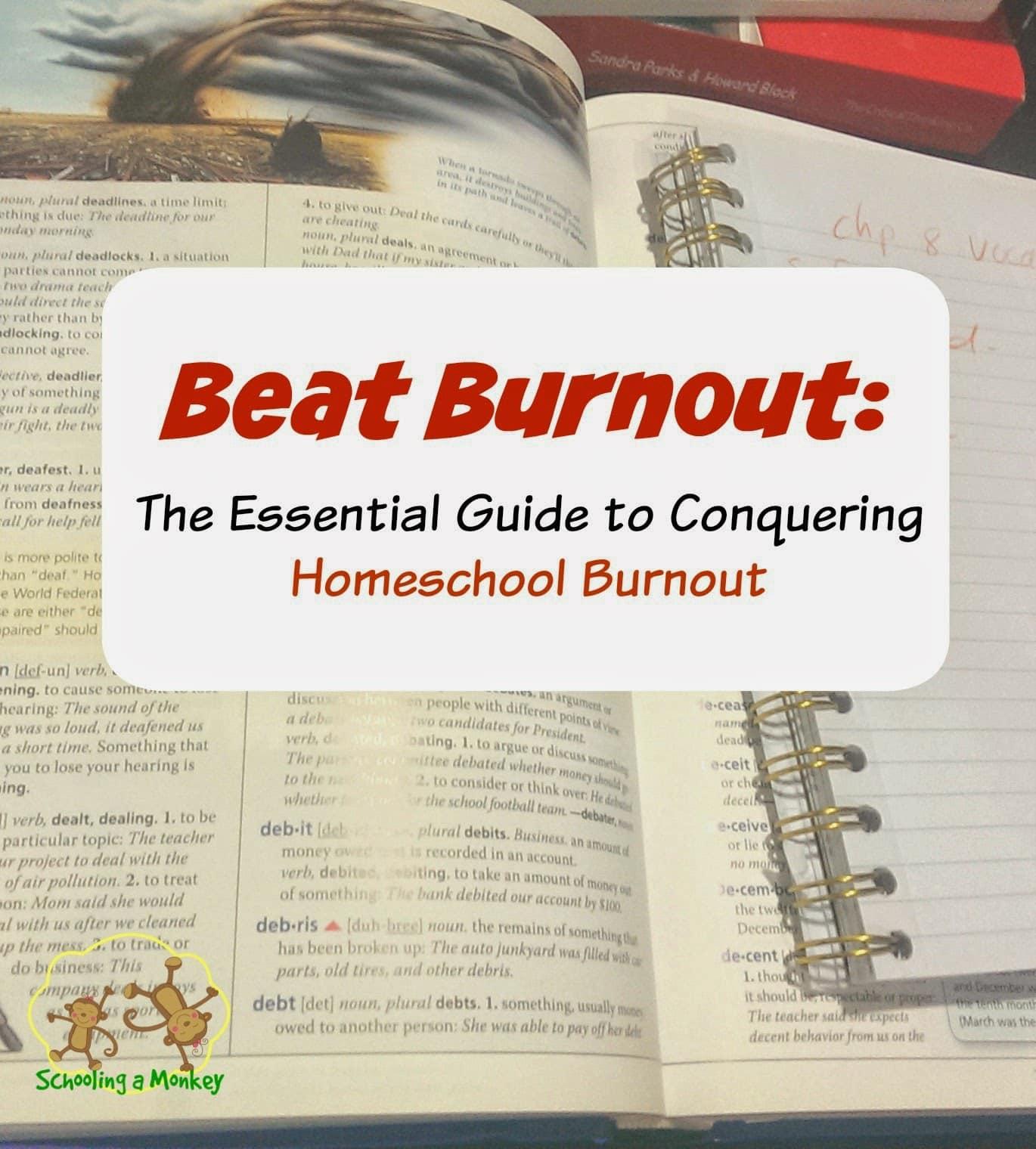 beat burnout title