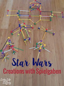 Star Wars Creations with Spielgaben