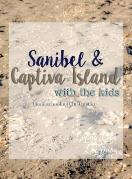 Sanibel and Captiva Island with the Kids