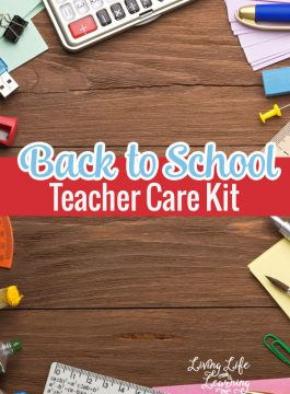 Back to School Care Package for Teachers