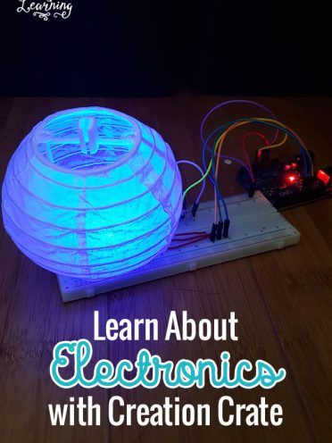 Learn About Electronics with Creation Crate
