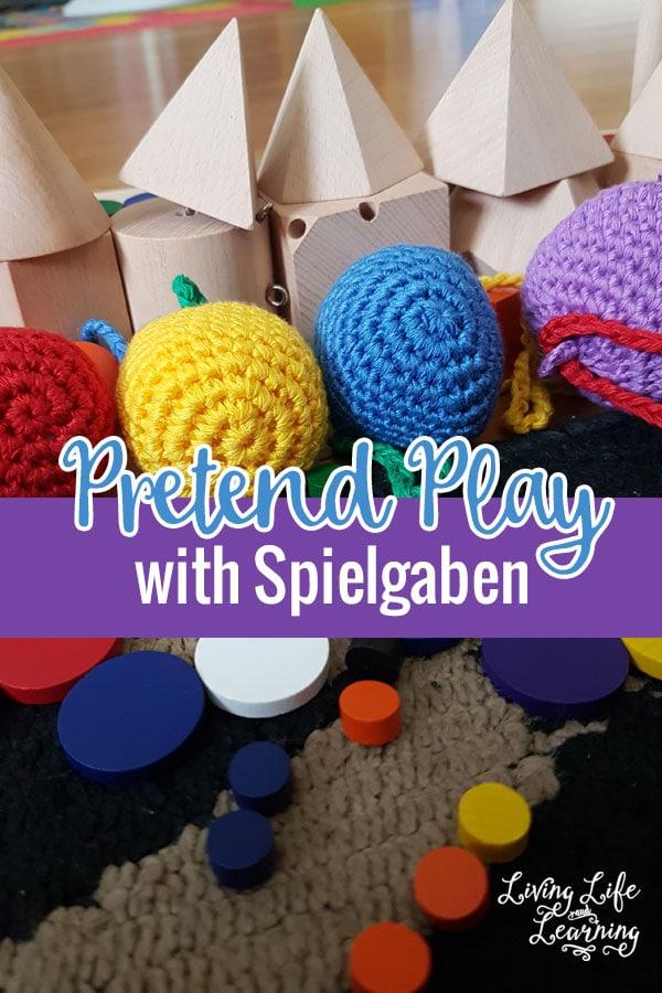 Pretend Play with Spielgaben