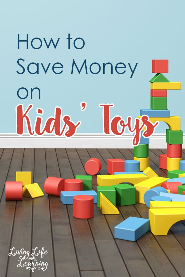 Because parents know how much toys really cost new, do you need to find ways on how to save money on kids toys so your kids aren't missing out?