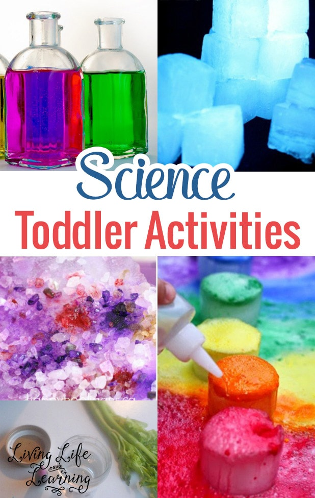Amazing Science Toddler Activities