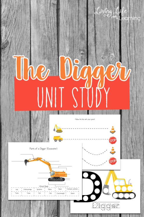 The Digger Unit Study