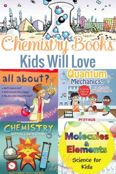Chemistry Books Kids will Love
