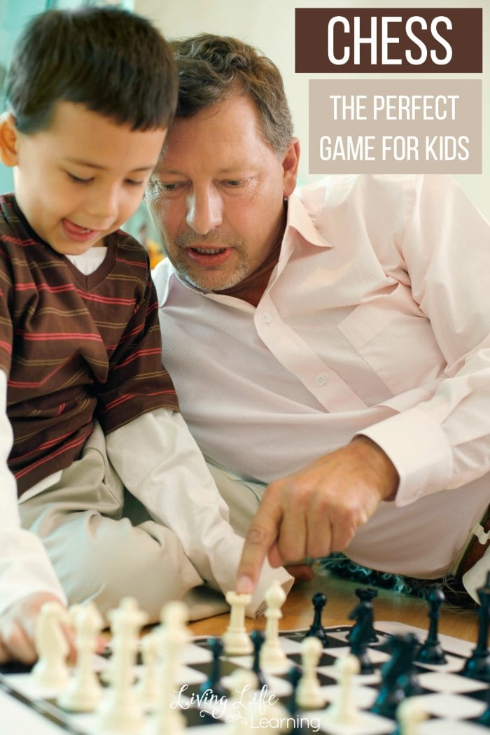 Chess is the Perfect Game for Kids