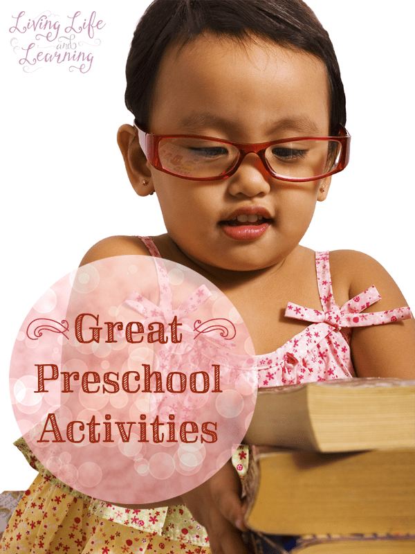 Fun ideas to keep your preschooler learning and happy