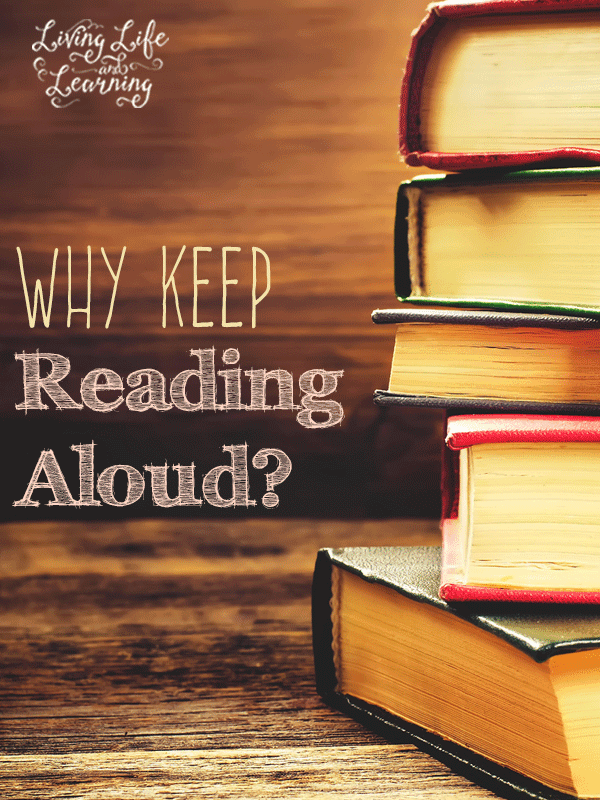 Why Keep Reading Aloud in the 5th Grade?