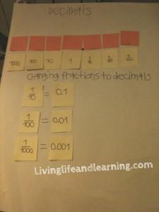 decimal notebook