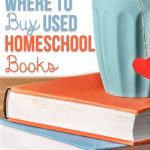 Where to buy used homeschool books
