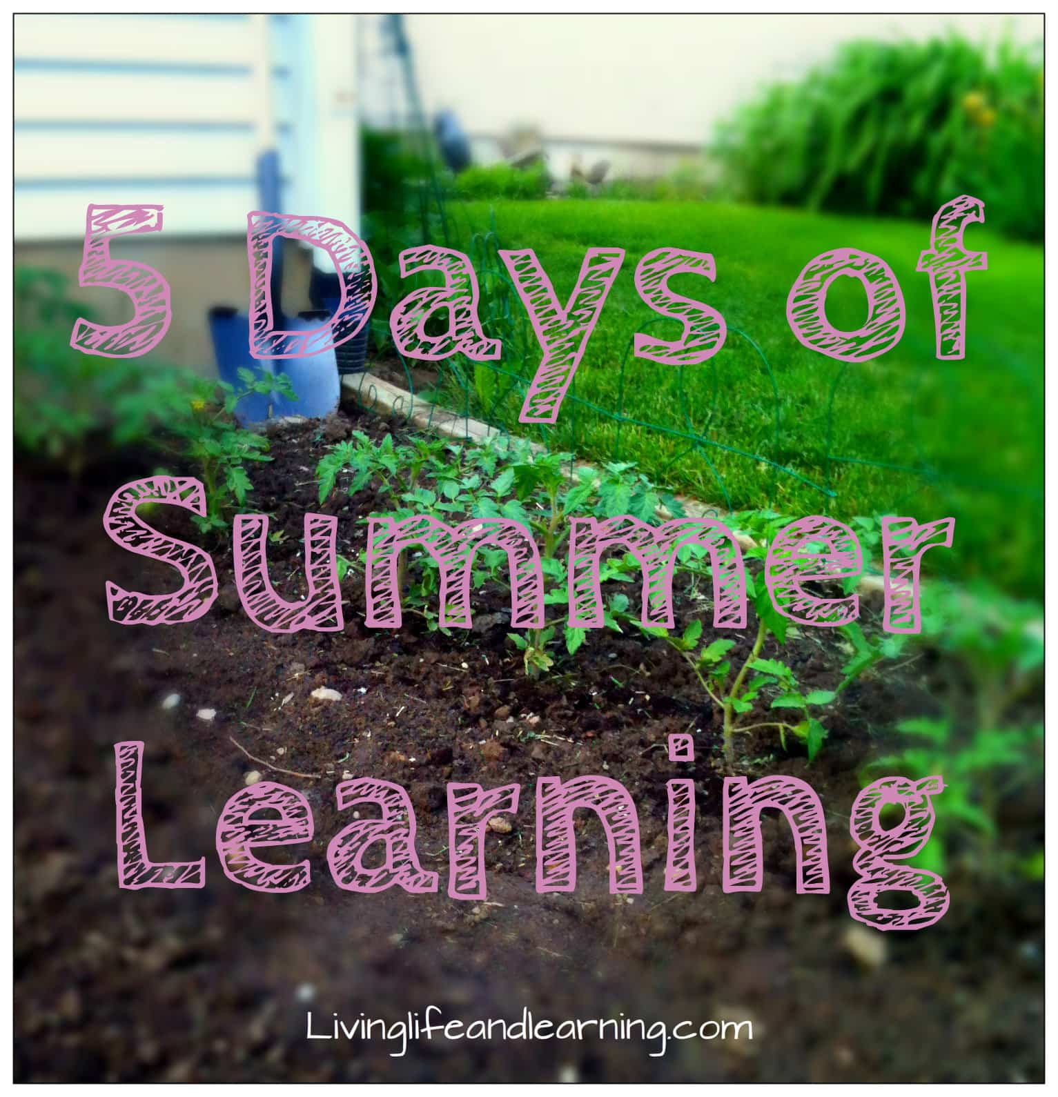 summer of learning blog series